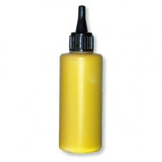 Gelb Airbrush-Star
