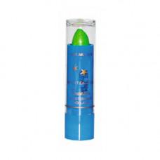 grüner Lippenstift