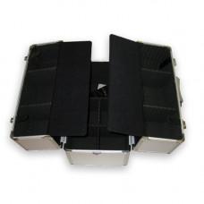Kosmetik-Koffer Aluminium