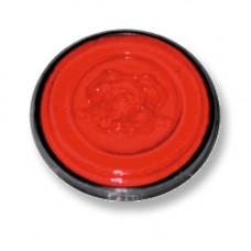 Neon rot Einzelfarbe oder Liquid