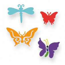 Butterfly Schablonen-Set