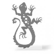 Gecko Transferbogen