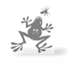 Frosch Transferbogen