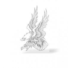 Adler Transferbogen