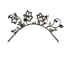 3D-Wimpern Flowers