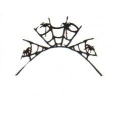 3D-Wimpern Black Spider