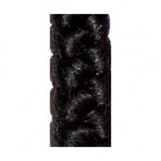 Wollkrepp schwarz
